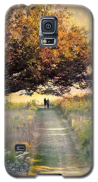 Beside You Until Forever Galaxy S5 Case