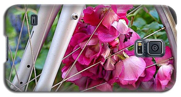 Bespoke Flower Arrangement Galaxy S5 Case