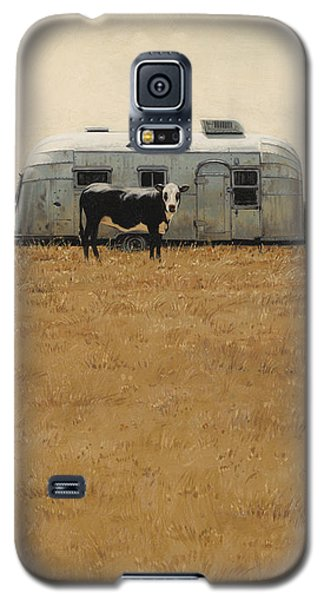 Bessie Wants To Travel Galaxy S5 Case