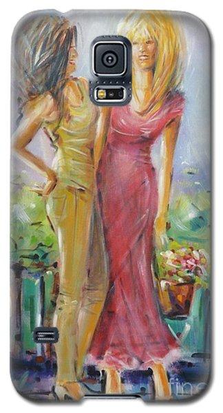 Best Friends 171008 Galaxy S5 Case