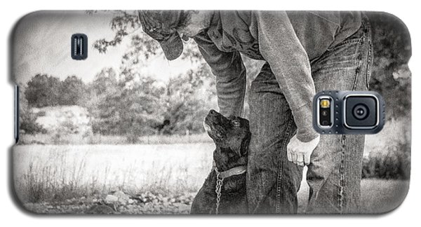 Galaxy S5 Case featuring the photograph Best Friends by Julie Clements