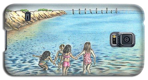 Best Friends Galaxy S5 Case by Troy Levesque