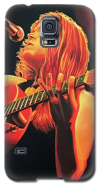 Beverly Hills Galaxy S5 Case - Beth Hart  by Paul Meijering