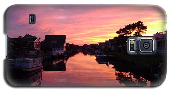 Bethany Beach Sunset Galaxy S5 Case