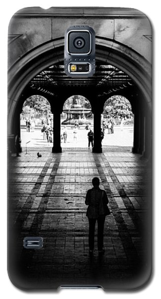 Bethesda Terrace Galaxy S5 Case