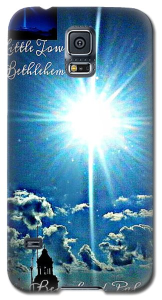 Galaxy S5 Case featuring the photograph Bethlehem by Joetta Beauford