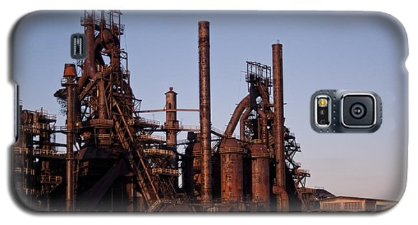 Bethlehem Steel At Sunset Galaxy S5 Case