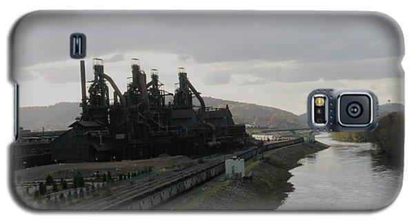 Bethlehem Steel Galaxy S5 Case by Jacqueline M Lewis