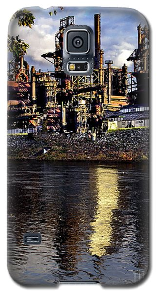 Bethlehem Steel Reflections Two Galaxy S5 Case
