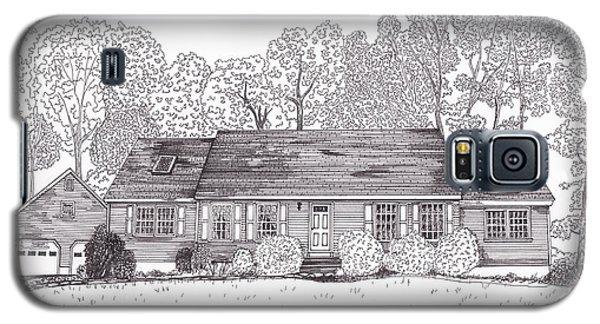 Betsy's House Galaxy S5 Case
