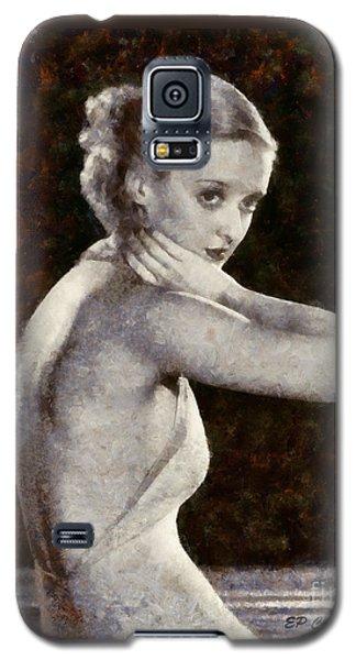 Bette Davis Eyes Galaxy S5 Case