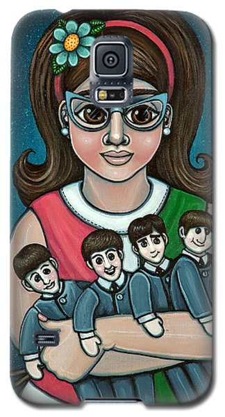 Betty Jeans Beatles Galaxy S5 Case