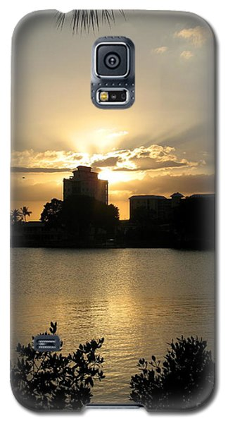 Between Day And Night Galaxy S5 Case by Christiane Schulze Art And Photography