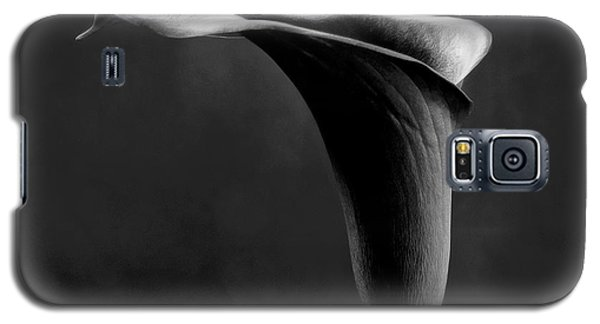 Galaxy S5 Case featuring the photograph Art Black And White Flowers Photography by Artecco Fine Art Photography