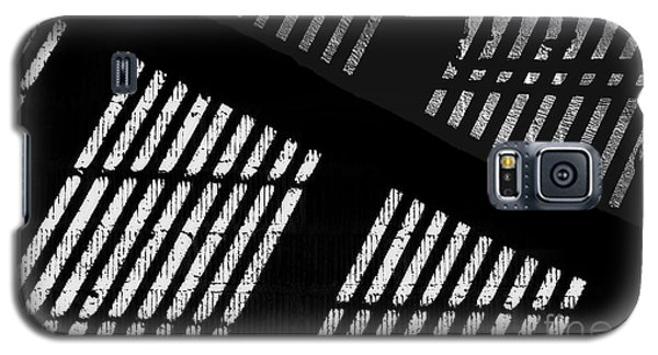 Between The Lines Galaxy S5 Case by Steven Milner