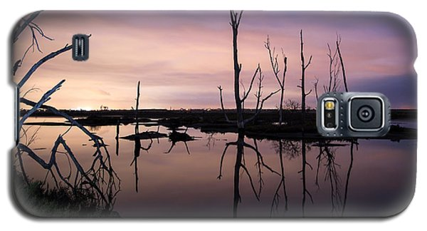 Between Two Worlds By Denise Dube Galaxy S5 Case