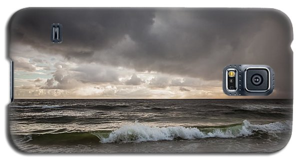Beverly Beach Storm Galaxy S5 Case