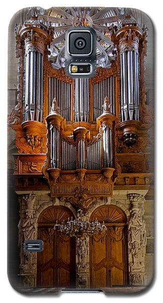 Beziers Pipe Organ Galaxy S5 Case