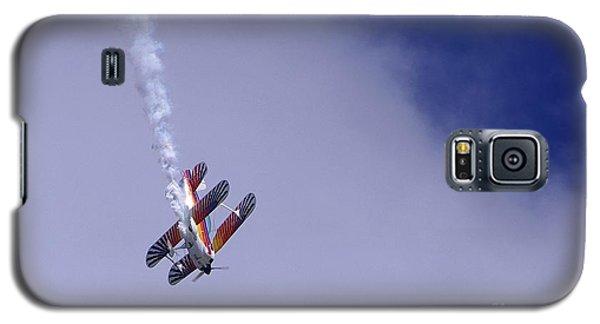 Bi Wing Stunt Plane Galaxy S5 Case