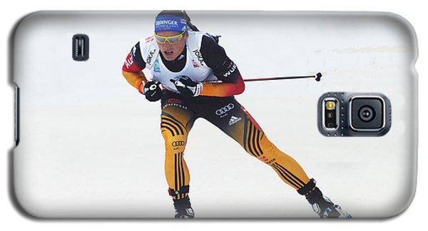 biathlete Erik Lesser Germany Galaxy S5 Case