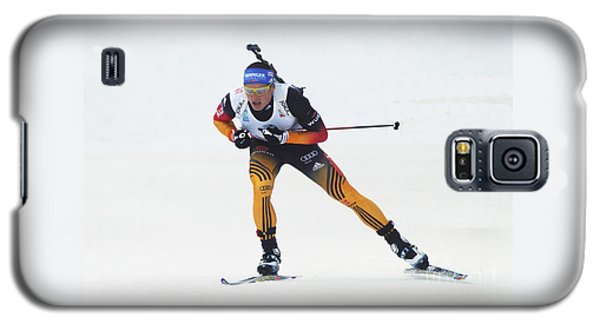 biathlete Erik Lesser Germany Galaxy S5 Case