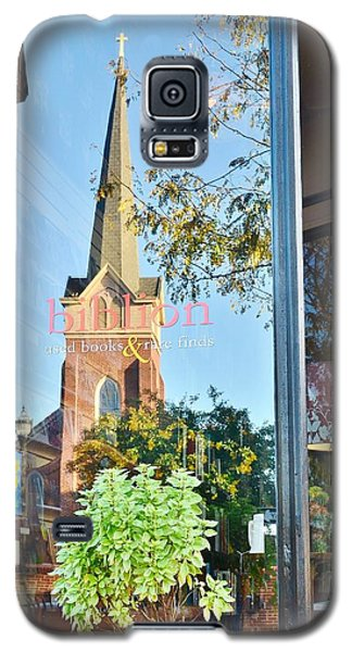 Biblion Used Books Reflections 3 - Lewes Delaware Galaxy S5 Case