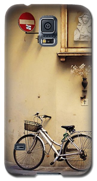 Bicycle And Madonna Galaxy S5 Case