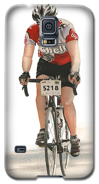 Bicycles Have No Walls Galaxy S5 Case by Ferrel Cordle