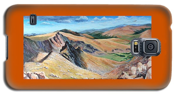 Bierstadt Saddle Galaxy S5 Case
