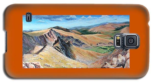 Bierstadt Saddle Galaxy S5 Case