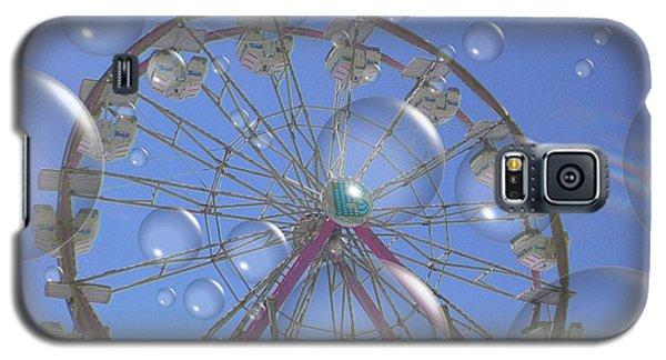 Big B Bubble Ferris Wheel Galaxy S5 Case
