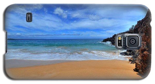 Big Beach Maui Galaxy S5 Case