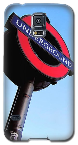 London Big Ben Galaxy S5 Case