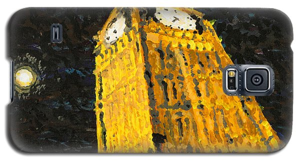 Big Ben At Night Galaxy S5 Case