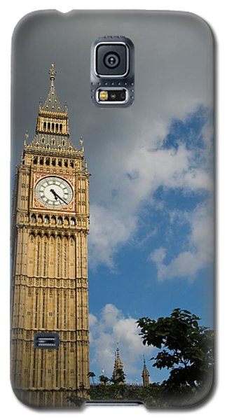 Galaxy S5 Case featuring the photograph Big Ben by Jeremy Voisey