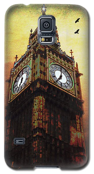 Galaxy S5 Case featuring the photograph Big Ben by Michael Rucker
