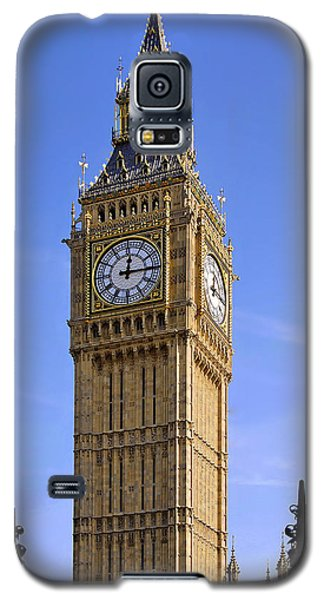 Galaxy S5 Case featuring the photograph Big Ben by Stephen Anderson