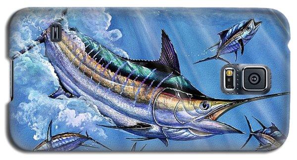Big Blue And Tuna Galaxy S5 Case