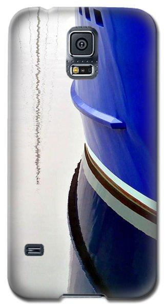 Big Blue Galaxy S5 Case
