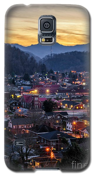 Big City Lights Galaxy S5 Case
