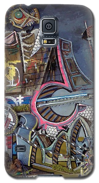 Big Dirty D Galaxy S5 Case