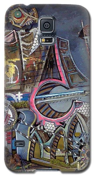 Big Dirty D Galaxy S5 Case by Mack Galixtar