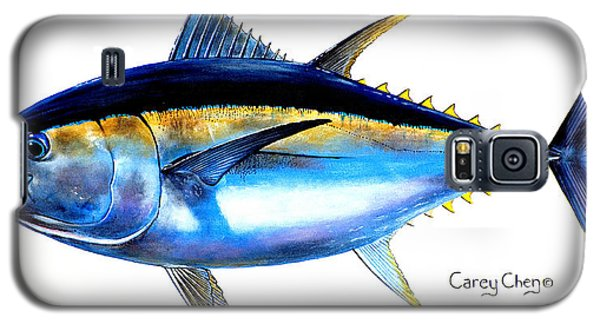 Big Eye Tuna Galaxy S5 Case by Carey Chen