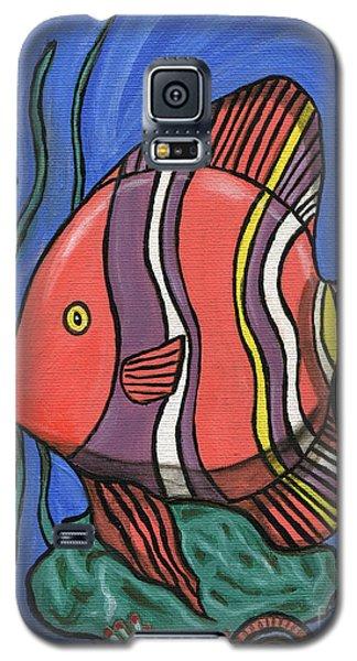 Big Fish Galaxy S5 Case