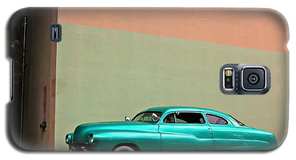 Big Green Merc Just Around The Corner Galaxy S5 Case