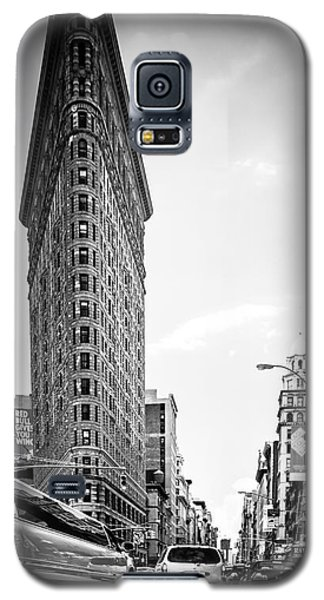 Big In The Big Apple - Bw Galaxy S5 Case