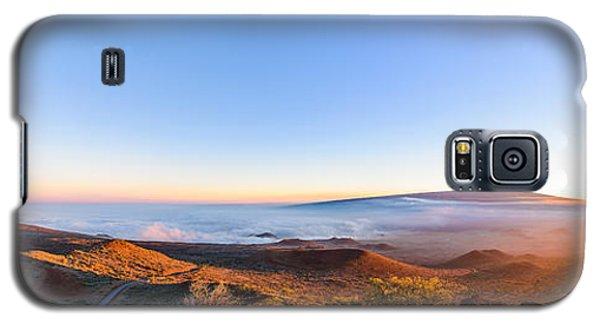 Big Island Sunset 2 Galaxy S5 Case