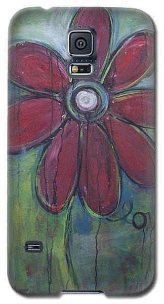 Big Love Daisey Galaxy S5 Case