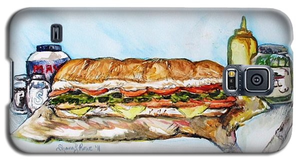 Big Ol Samich Galaxy S5 Case