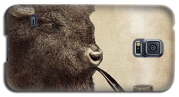 Bison Galaxy S5 Case - Big Smoke by Eric Fan